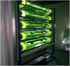 高效UV降减废水的污泥