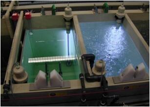 在线UV杀菌降减清洗用水